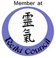 Reiki Council Verified Logo